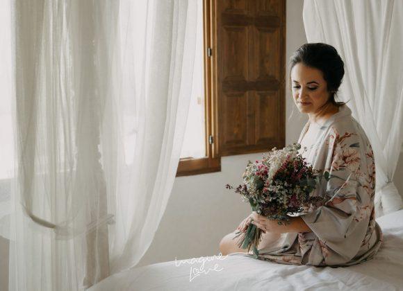 El ramo de novia de Elisabet